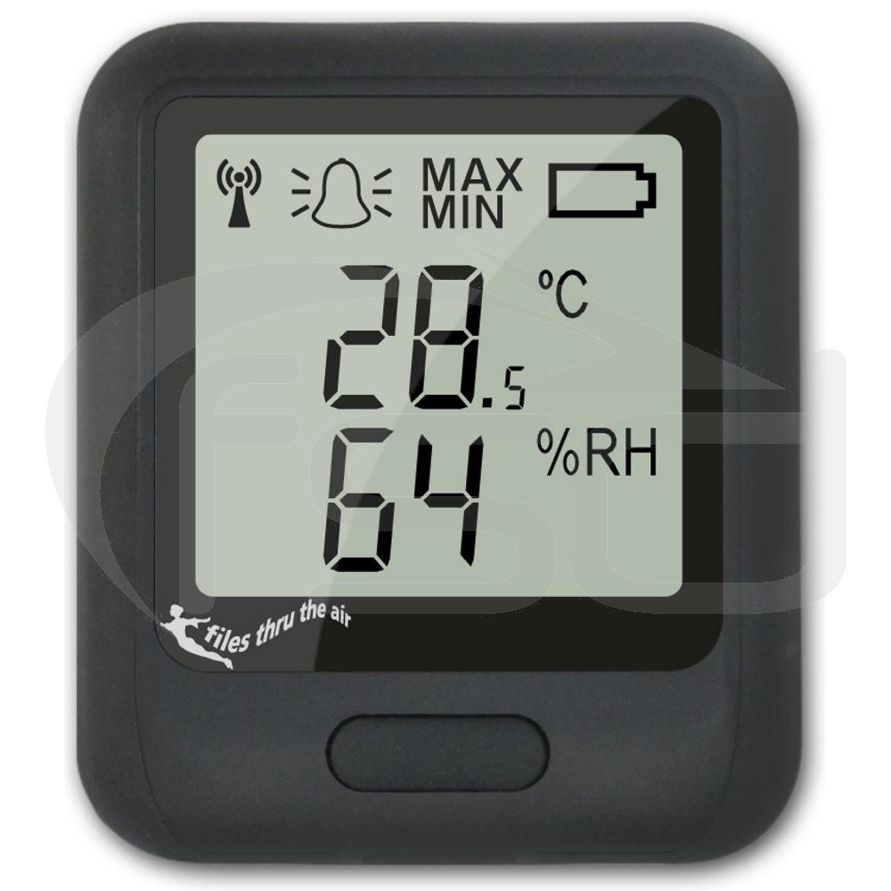 Corintech WiFi Temperature & Humidity Data Logger - High Accuracy