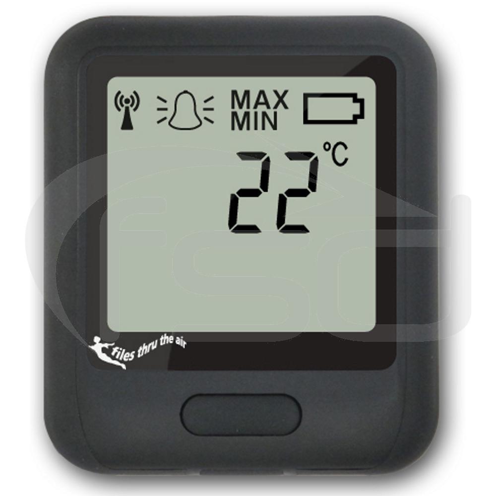 High Temperature Data Logger : Corintech wifi temperature data logger high accuracy