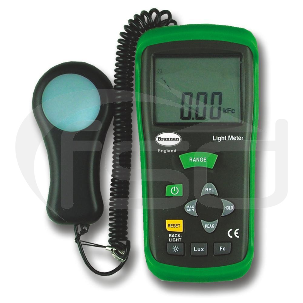 Light Measuring Instruments : Light meter environmental instruments other