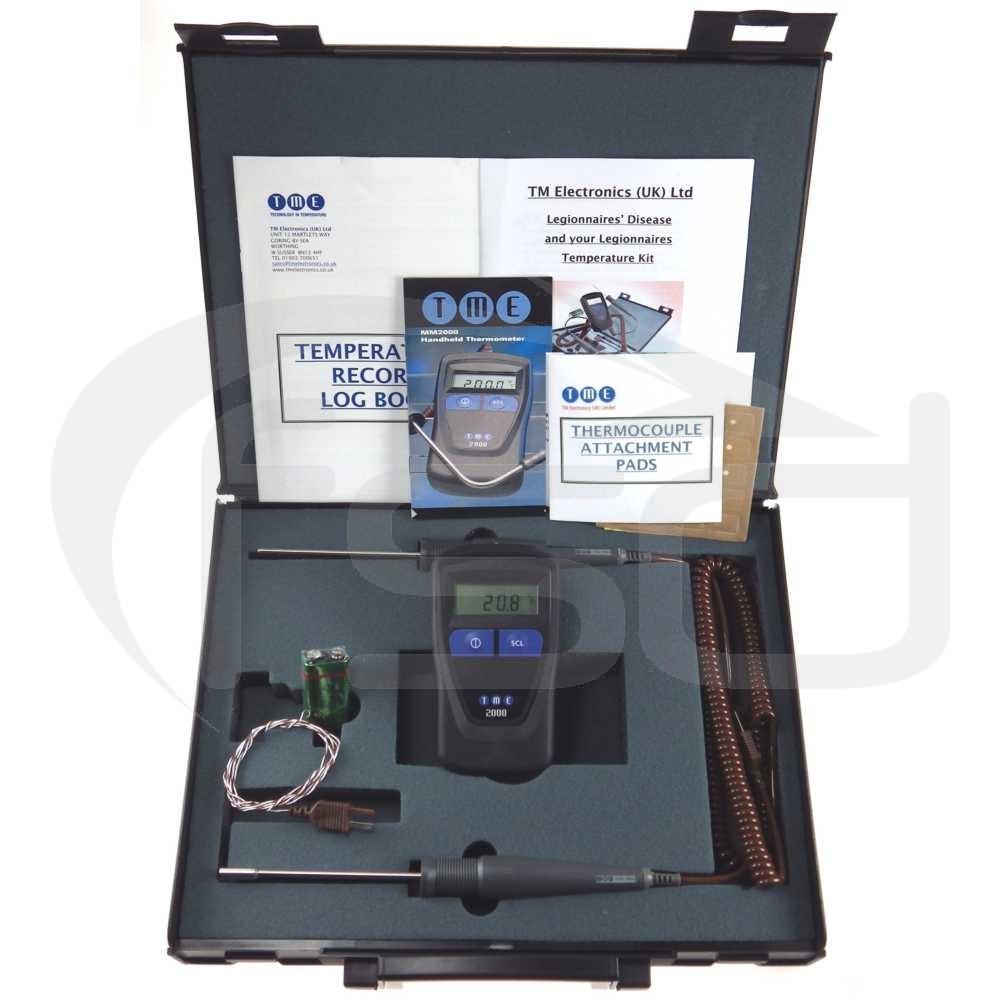 TME Legionnaires Temperature Kit