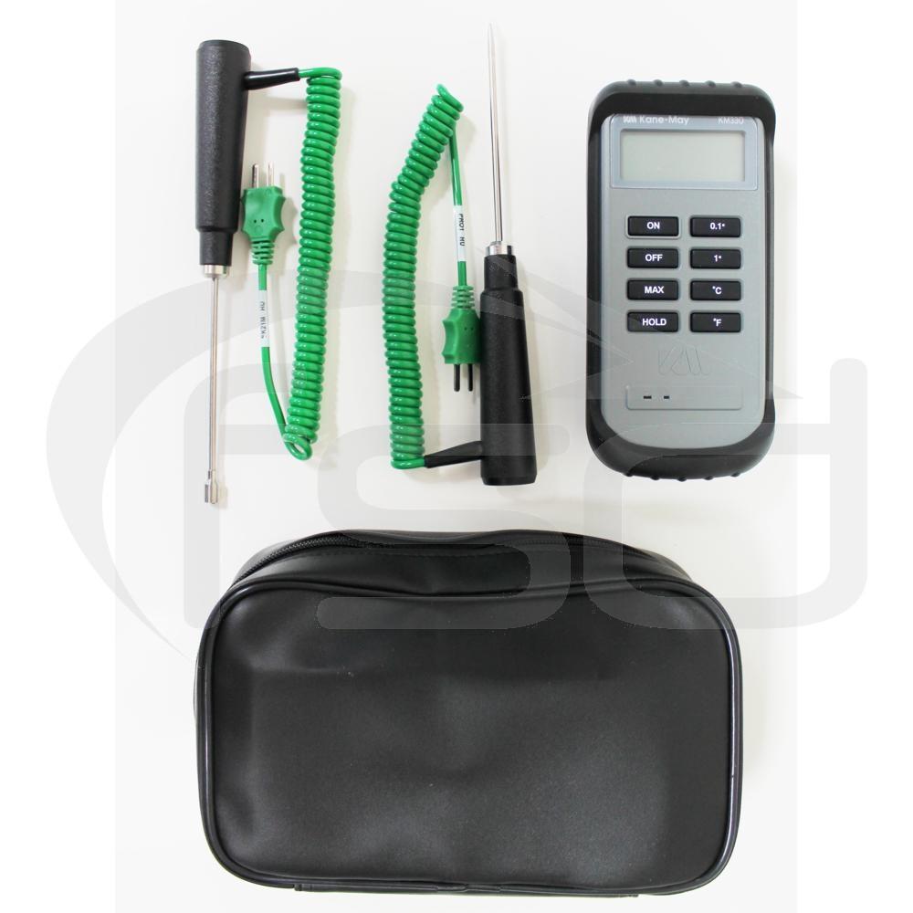 Comark KM330 Legionella Thermometer Kit 1