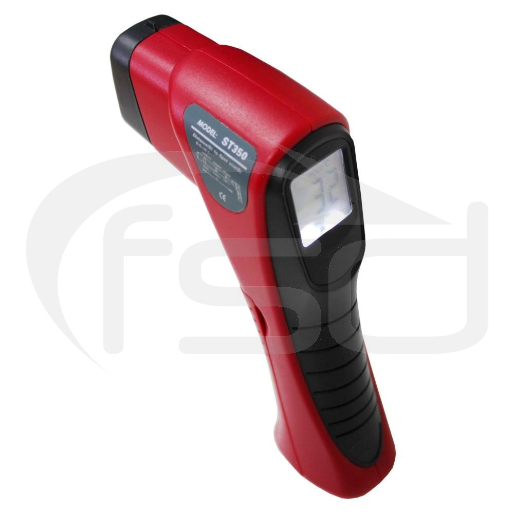 ST350 Infrared Thermometer with Laser