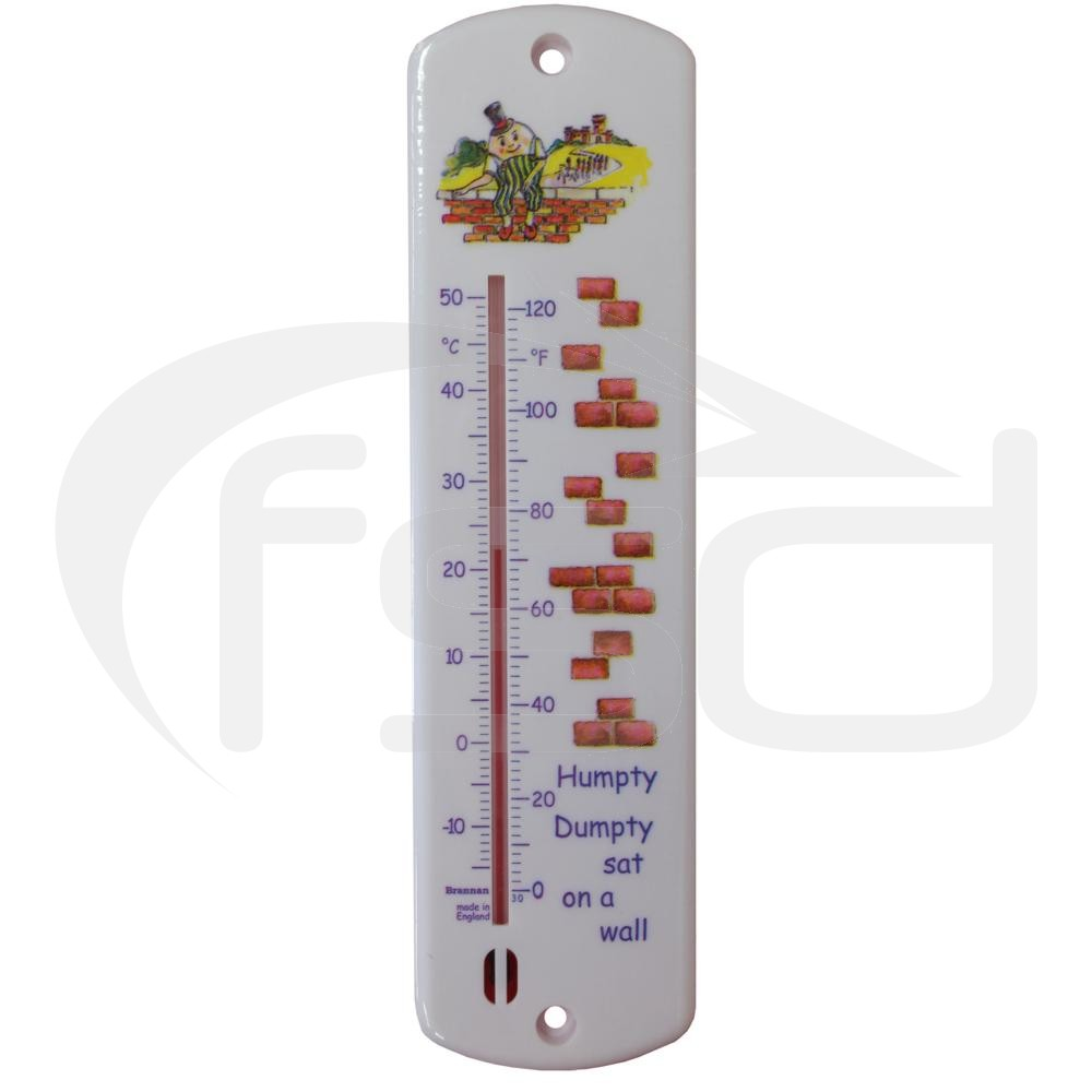 Humpty Dumpty Design Nursery Thermometer