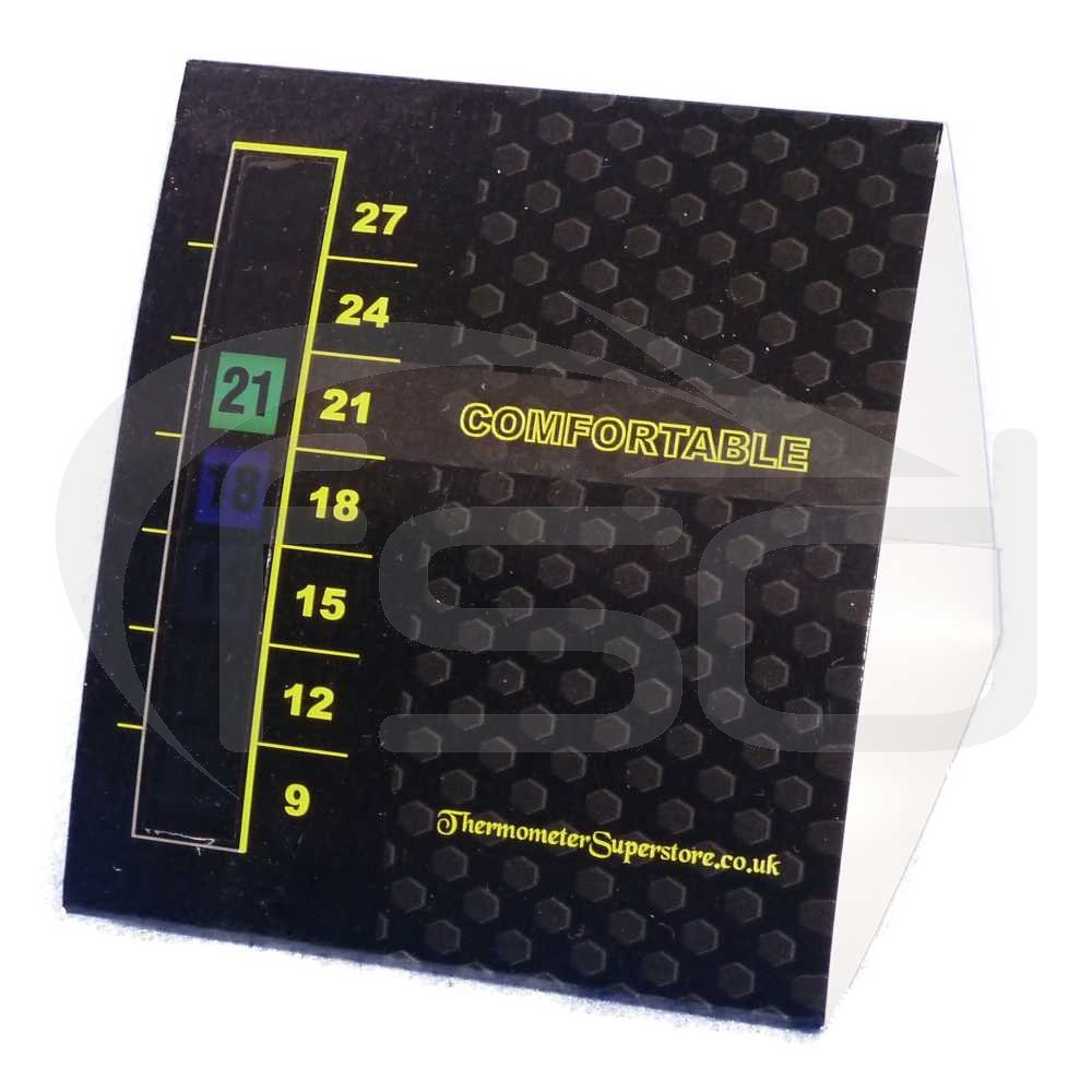 Custom Office Tent-Style Colour Change Thermometer