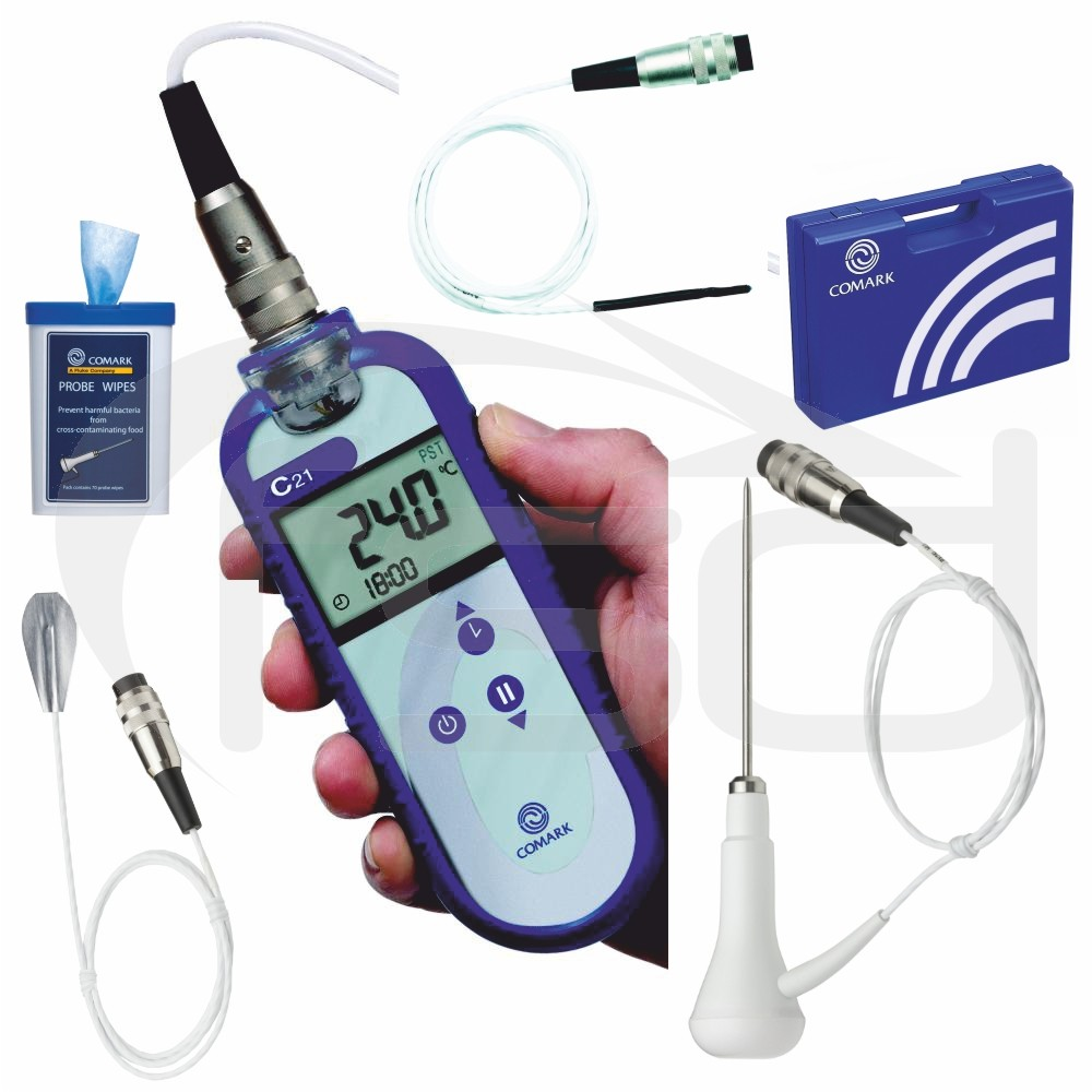 Comark C21 EHO / Food Thermometer Kit