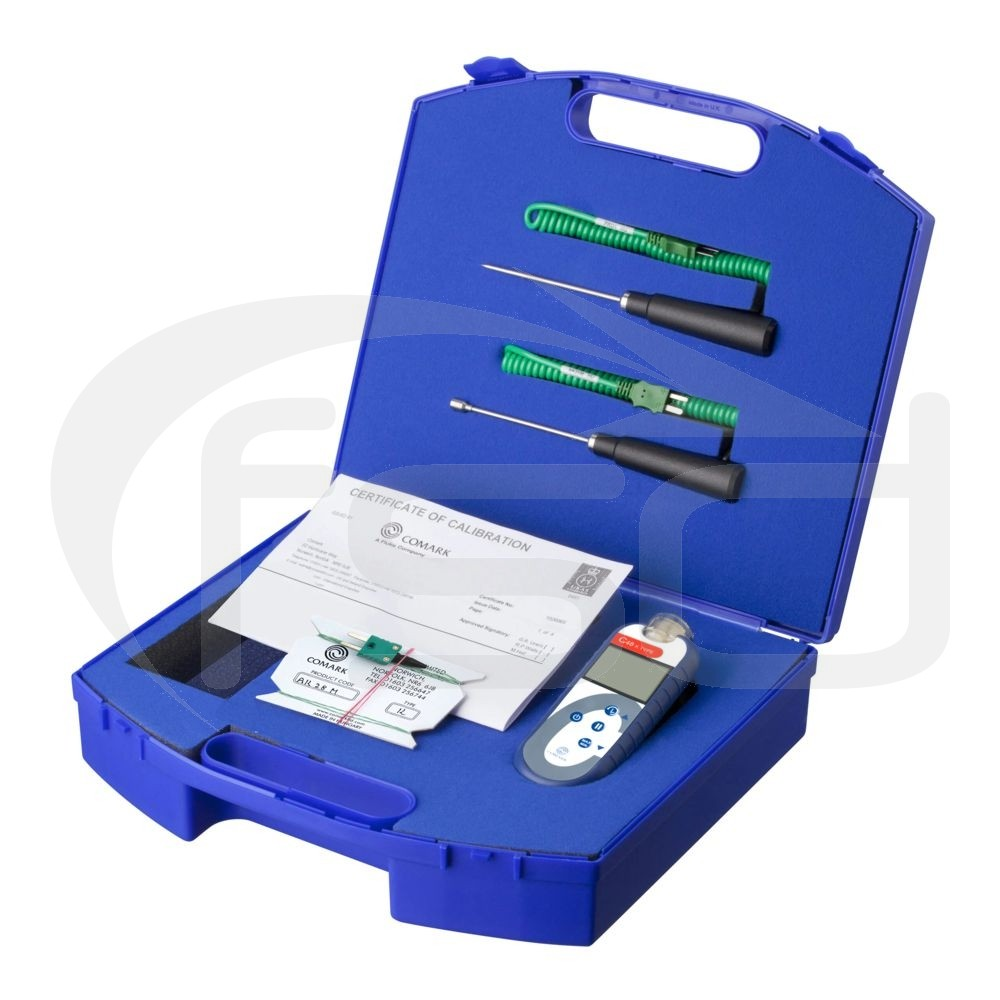 Comark C48 Legionella Kit with UKAS Calibration Certificate