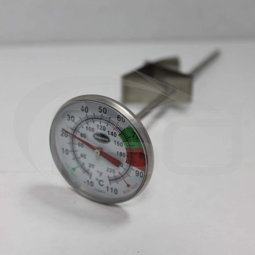 Brannan Milk and Coffee Thermometer (Unboxed)