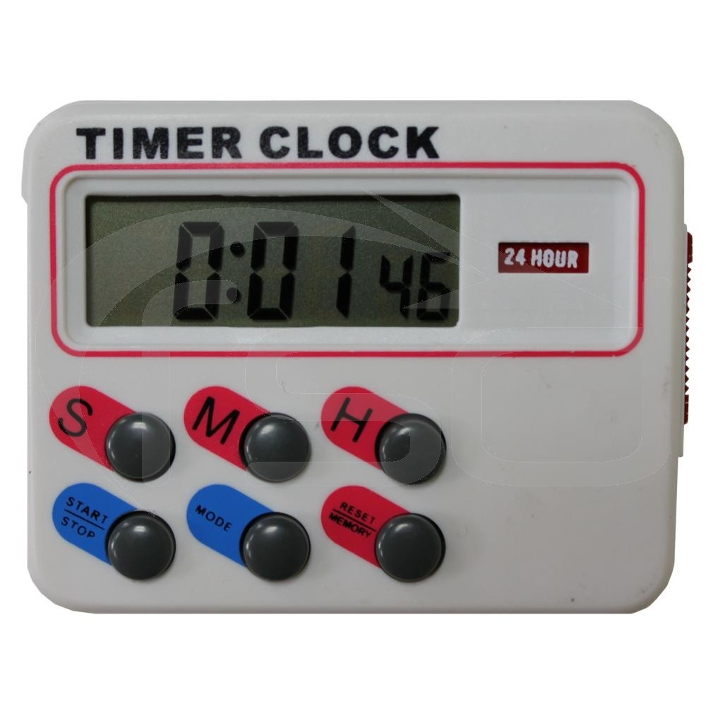 Digital Clock and Timer (End of line)
