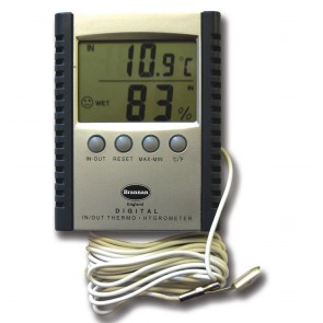 Thermo-Hygrometer / Weather Station