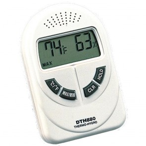Comark Combined Humidity Meter and Thermometer
