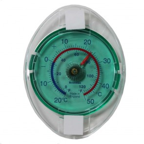Dial Window Thermometer