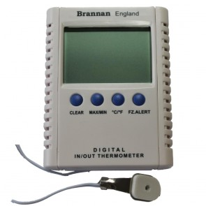 Digital Electronic Maximum / Minimum Thermometer