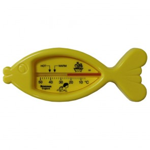 Floating Fish Bath Thermometer