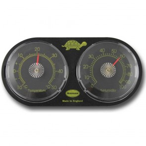 Terrarium Thermometer and Hygrometer