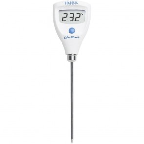 Hanna Checktemp Thermometer with Hanna Cal Check