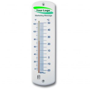Custom Printed Wall Thermometer (240mm)