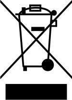 WEEE Bin Symbol