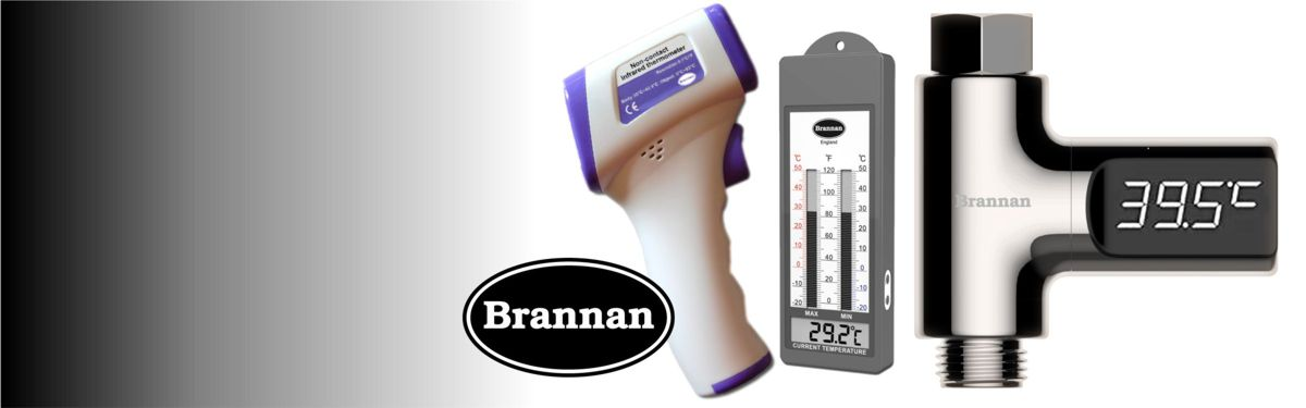 See our range of Brannan Room Thermometers